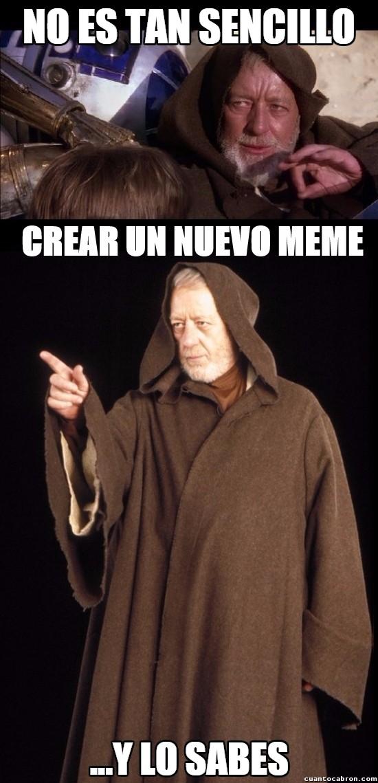 Meme_otros - La imposible tarea de crear un meme nuevo
