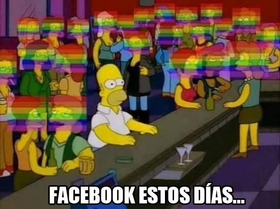 Meme_otros - Ahora somos todos muy amigos del colectivo LGBT