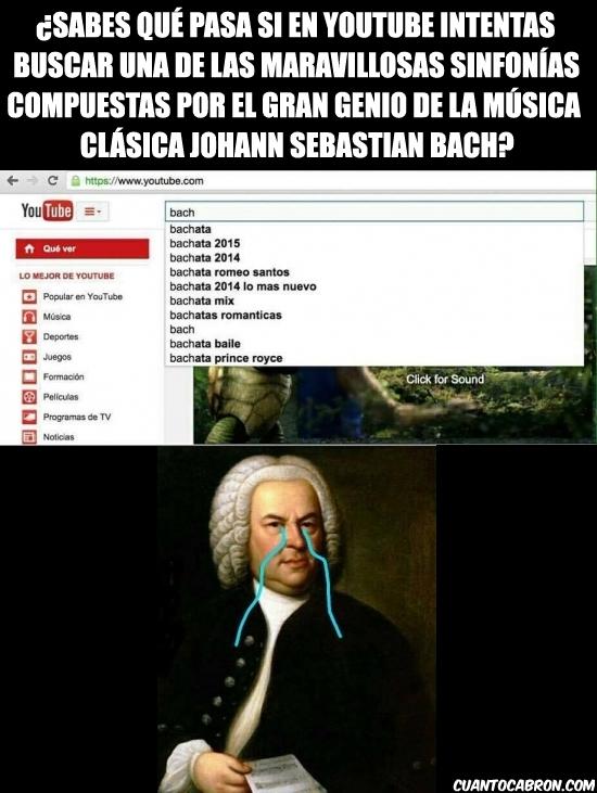 Meme_otros - Sabes que la música ha perdido todo el sentido cuando...