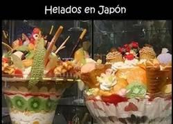 Enlace a Los helados japoneses, otra cosa en la que nos superan
