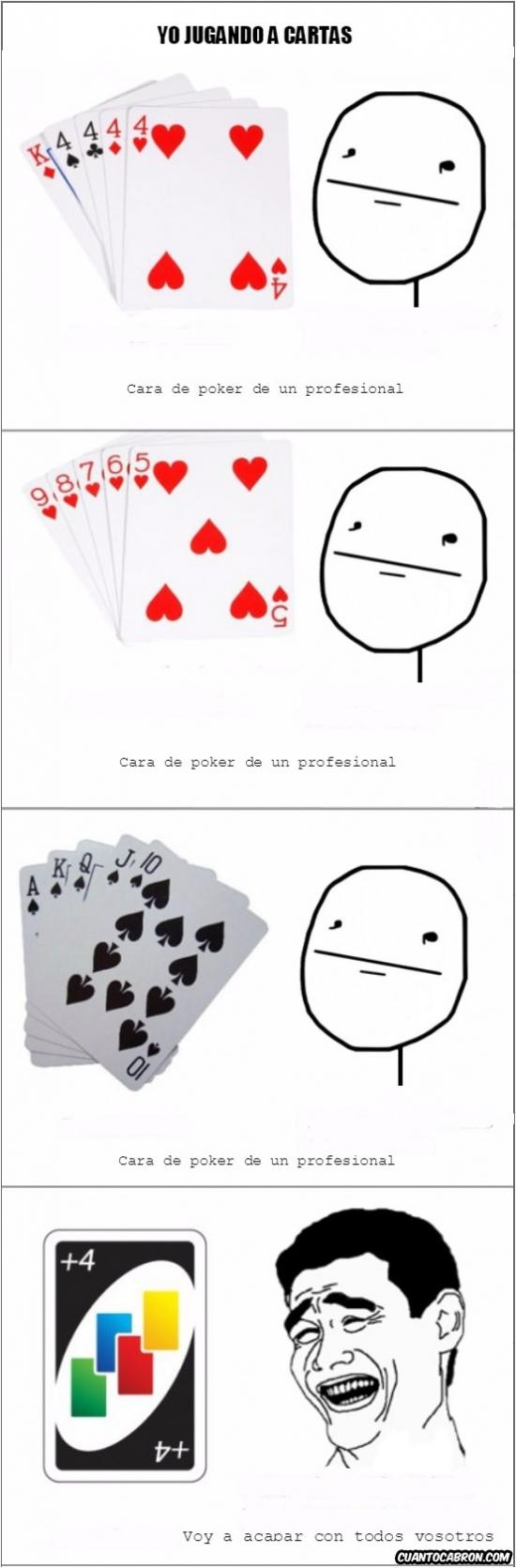 Yao - Jugando a las cartas