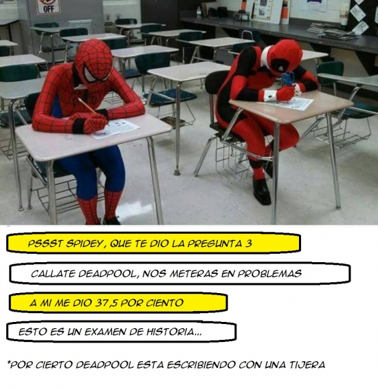 Meme_otros - Simplemente, Deadpool