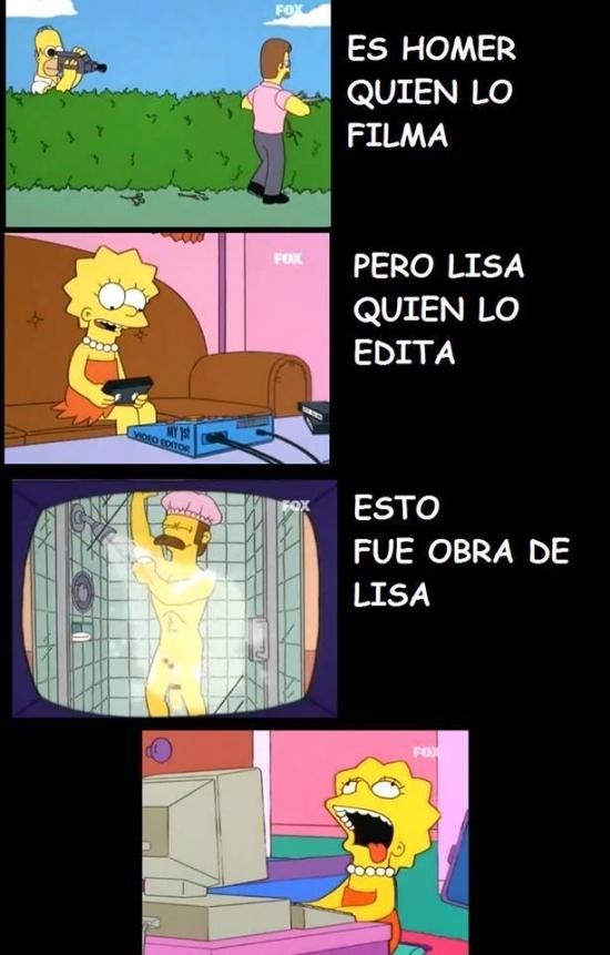 Otros - Lisa Simpson, la inocente