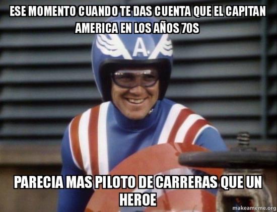 Meme_otros - El Capitán América de los años 70