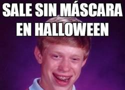 Enlace a Fracaso inesperado en Halloween