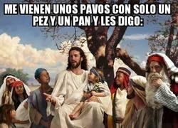 Enlace a Jesús ahí enrollándose con las mates