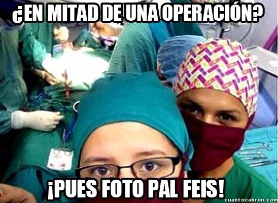 Meme_otros - Cuando los selfies se te van de las manos