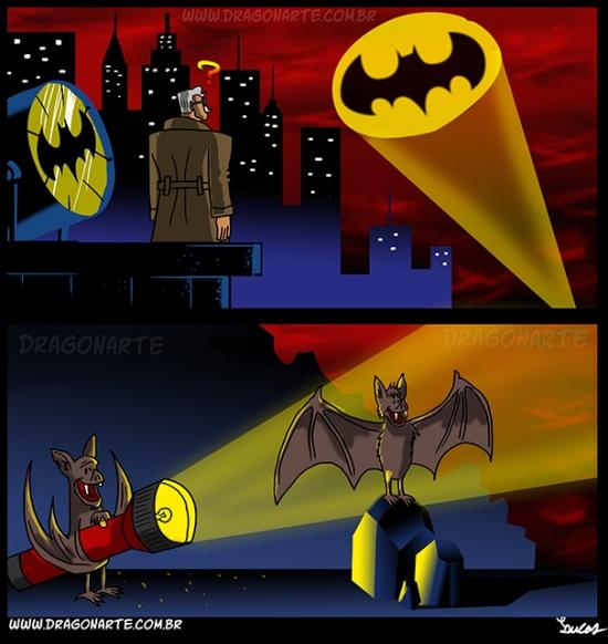 Otros - El lado más troll de los murciélagos de Gotham