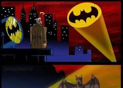 Enlace a El lado más troll de los murciélagos de Gotham