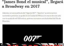 Enlace a La gente ya no se toma en serio al pobre agente 007