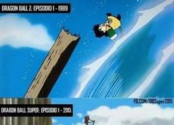 Enlace a Son Goku, gran padre, mejor persona
