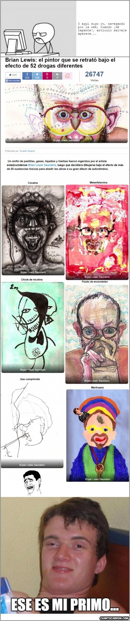 Otros - En toda familia hay siempre un artista