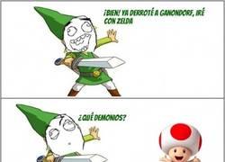 Enlace a Ahora ya sabes lo que sentía Mario