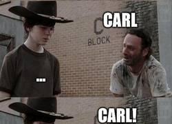 Enlace a Esta vez no iba a ser una excepción, Carl
