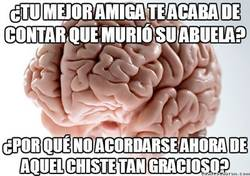 Enlace a El cerebro siempre escoge los peores momentos