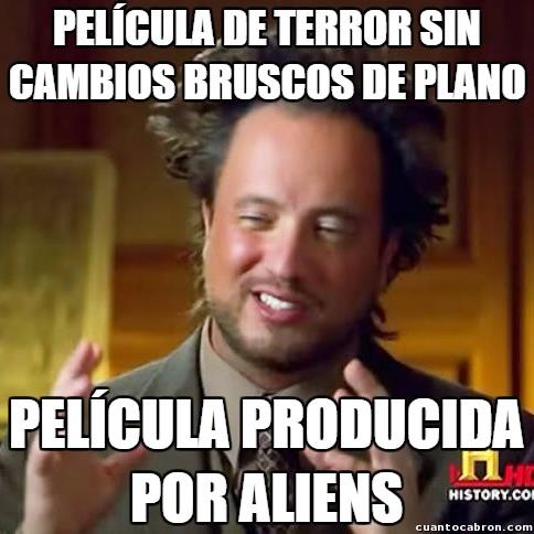 Ancient_aliens - No es un película de terror si...