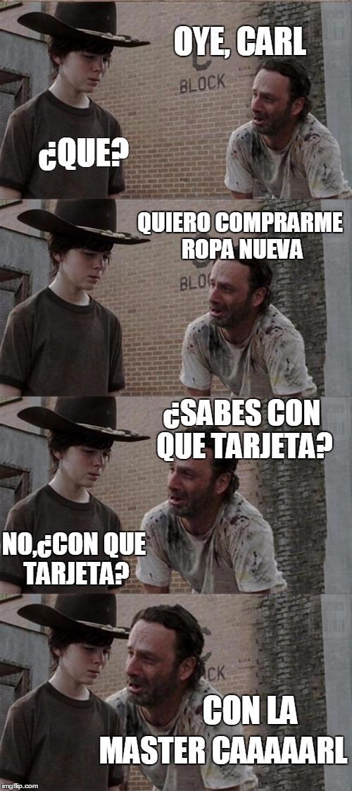 Meme_otros - Carl, ¿quieres ropa nueva?