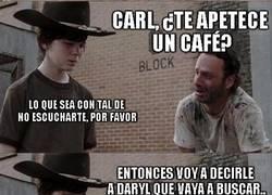 Enlace a Carl no volverá a tomar un café en su vida