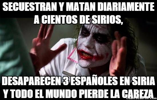 Joker - Todo depende de quién sea la víctima de la injusticia