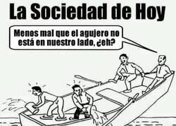 Enlace a Así se comporta la sociedad hoy en día
