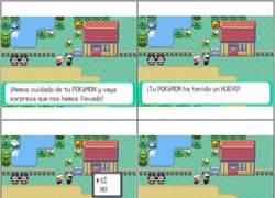 Enlace a El triste destino de las crías Pokémon
