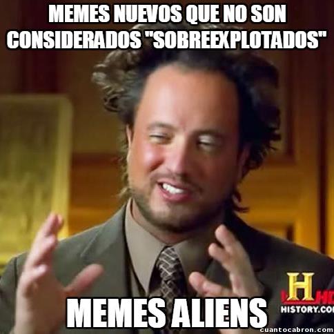 Ancient_aliens - El drama de los memes nuevos