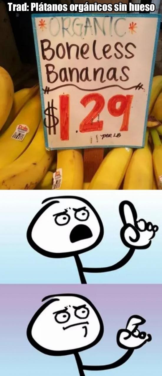 Otros - Este frutero sabe cómo confundir a sus clientes