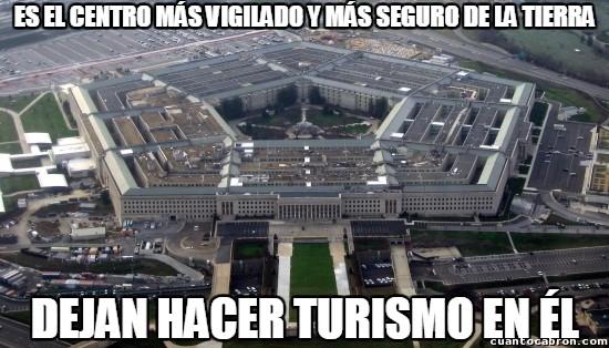 Meme_otros - La contradicción del Pentágono