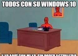 Enlace a Windows 10, nunca serás mío...