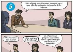 Enlace a Las oficinas de Telecinco actualmente