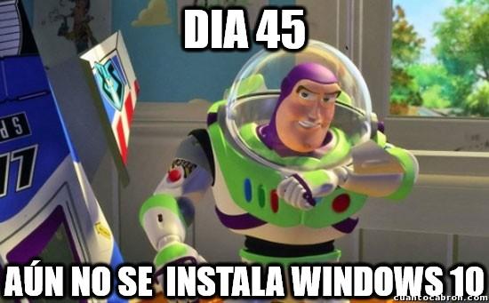 Buzz_lightyear - La actualización de Windows eterna