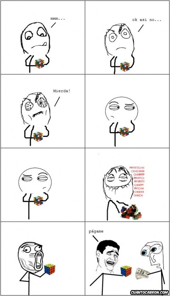 Yao - Y así se resuelve el cubo de Rubik