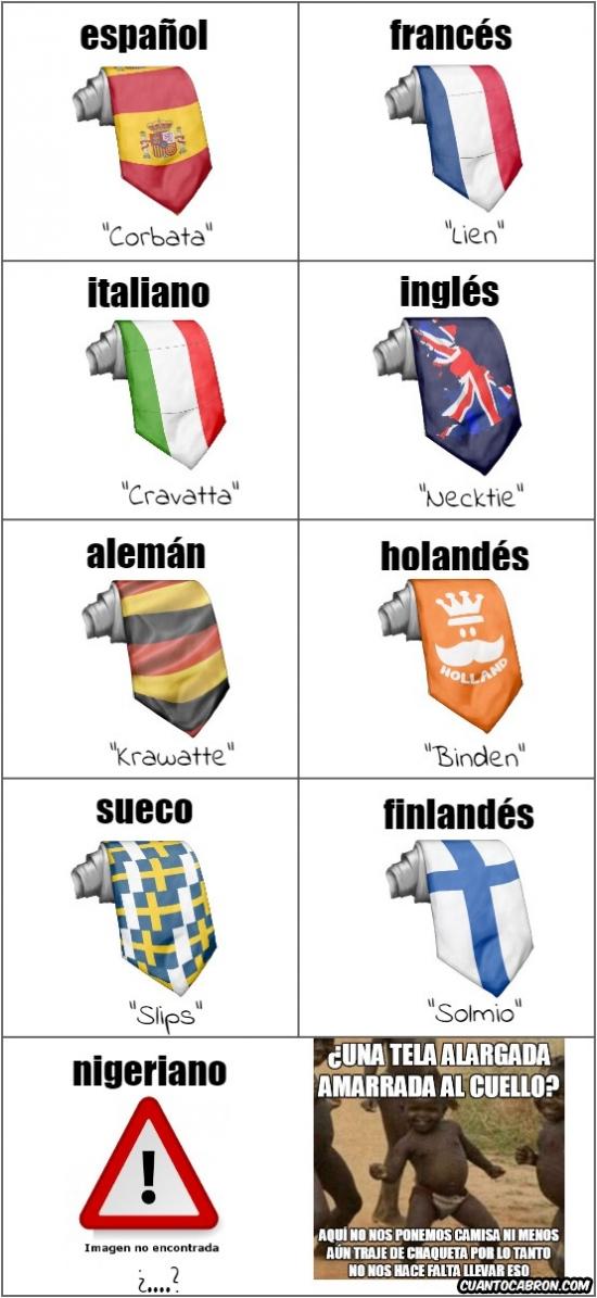 Otros - En algunos países no se utilizan algunas palabras, ¿así que para qué traducirlas?
