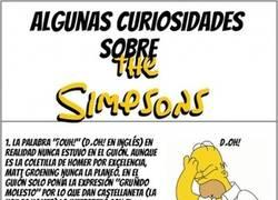 Enlace a Algunas curiosidades que quizás no sabías sobre Los Simpson
