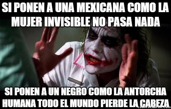 Joker - Hay un cierto racismo en el cine
