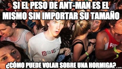 Momento_lucidez - El principal error argumental de Ant-man