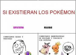 Enlace a Si los Pokémon existiesen en realidad