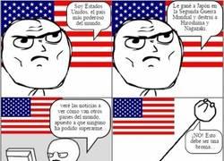 Enlace a Estados Unidos hace lo que más le conviene