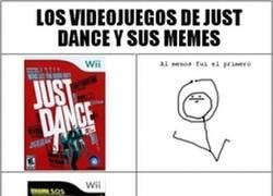Enlace a Just Dance y su diferentes versiones se memetizan