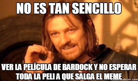 Boromir - Malditos memes nuevos, solo causan problemas