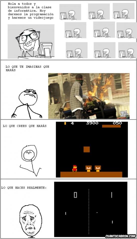 Computer_guy - Programando videojuegos