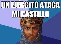 Enlace a Reparación de infraestructuras, nivel: Age of Empires