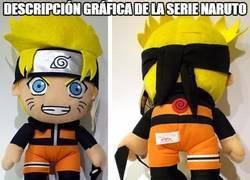 Enlace a Naruto: Descripción gráfica