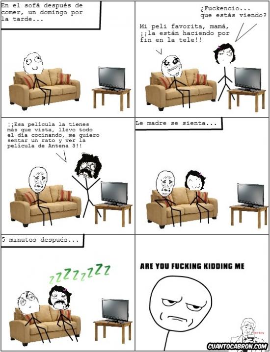 Kidding_me - Seguro que te ha pasado lo mismo con tus padres