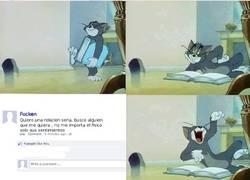 Enlace a Siempre que veo esto en facebook, no sé si indignarme o morir de risa