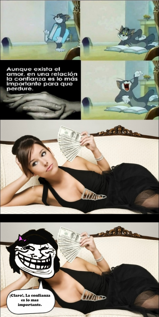 Otros - Cuando el dinero no interfiere en una relación
