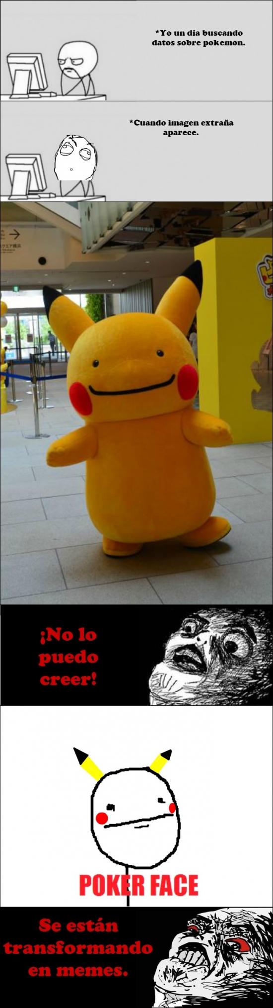 Inglip - La transformación de Pokémon está tomando un rumbo inesperado