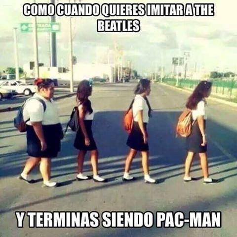 Meme_otros - Pac Man es real