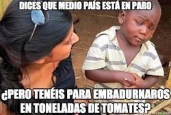 Enlace a ¿Alguien le encuentra el sentido a la Tomatina?