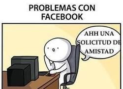 Enlace a Problemas con Facebook